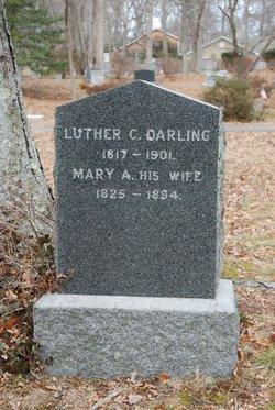 Mary A. <I>Curtis</I> Darling