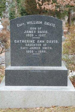 Capt William C. Davis