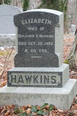 Elizabeth <I>Ball</I> Hawkins