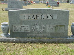 Emily Harriet <I>Hardin</I> Seahorn