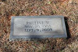 Pauline V Bagwell