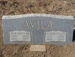 Dolores M Avila