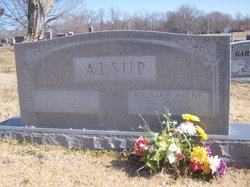 Richard Wayne Alsup