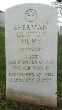Sherman Clifton Hume