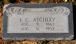 Rev Isaac C. Atchley