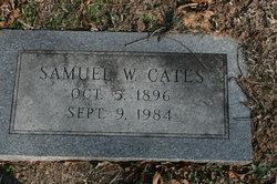 Samuel W. Cates