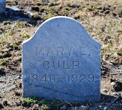 Mary E. Culp