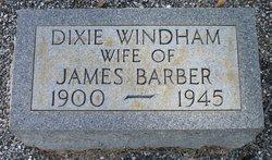 Dixie <I>Windham</I> Barber