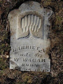 Harriet Anderson <I>Orr</I> Wagar