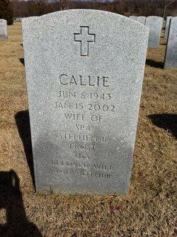 Callie <I>Spurlock</I> Frost