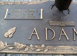 John Thomas Adams
