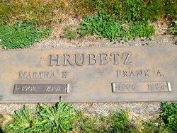 Frank A Hrubetz