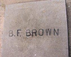 B F Brown