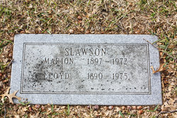 Lyda Marion <I>Hull</I> Slawson