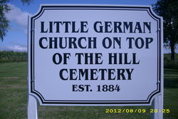 Little German Church on Top of the Hill Cemetery