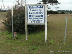 Edenfield Family Cemetery