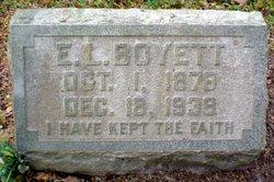 Eli Lee Boyett