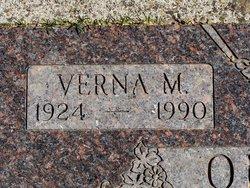 Verna M. Omlor