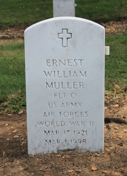 Ernest William Muller