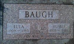 Eula Mae <I>Whitaker</I> Baugh
