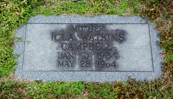 Iola <I>Watkins</I> Campbell