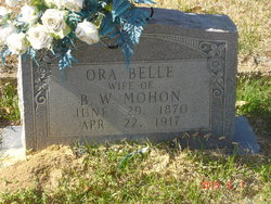 Ora Bell <I>Anderson</I> Mohon