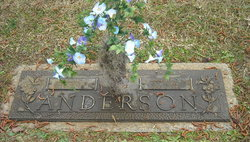 Bessie Bethuel <I>Carter</I> Anderson