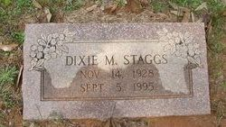 Dixie M Staggs