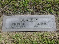 Robert Masten Blakely, II