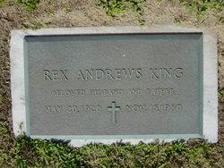Rex Andrews King