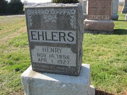 Henry Ehlers