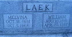 William A. F. Laek