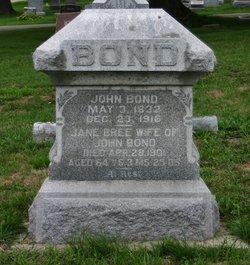 Jane <I>Bree</I> Bond