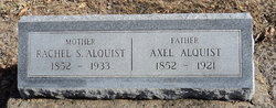 Rachel <I>Sherwood</I> Alquist