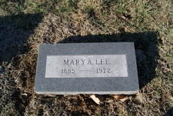 Mary A Lee