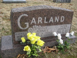 Bernice <I>Williard</I> Garland