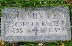 Joseph Edward Bautz