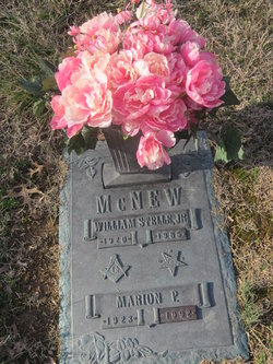 Marion Regina <I>Phillips</I> McNew