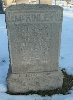 Thomas R McKinley