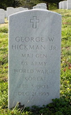 George W Hickman, Jr