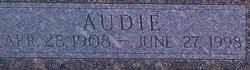 Audie <I>Frazier</I> Lehman