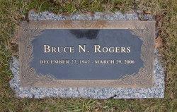 Bruce N Rogers