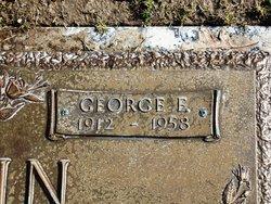 "George E ""Hooker"" Crain"