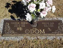 George Dewey Odom