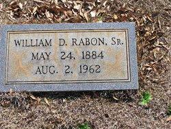 William D. Rabon, Sr
