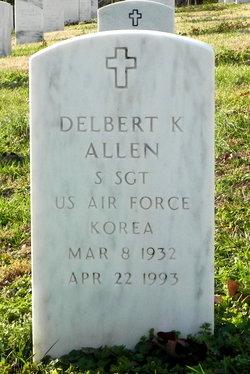 Delbert K Allen