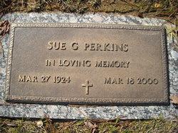 Sue G. Perkins