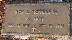 Roy L Moyers, Sr