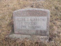 Bessie Jane <I>Aubrecht</I> Yocum