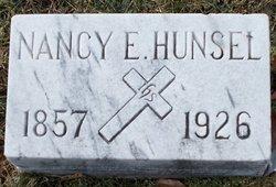 """Nancy Elizabeth """"Nannie"""" <I>Keys</I> Hunsel"""